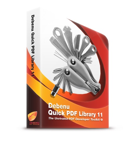 Quick PDF Library - Full control of PDF documents in Clarion application